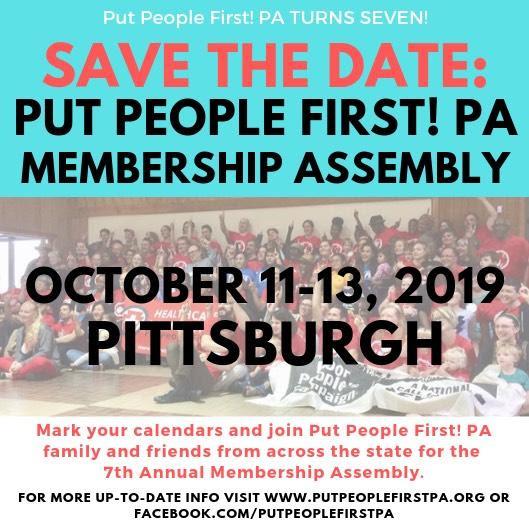 Blog - Put People First! PA
