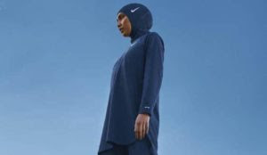 Nike introduces first-ever hijab for female Muslim swimmers