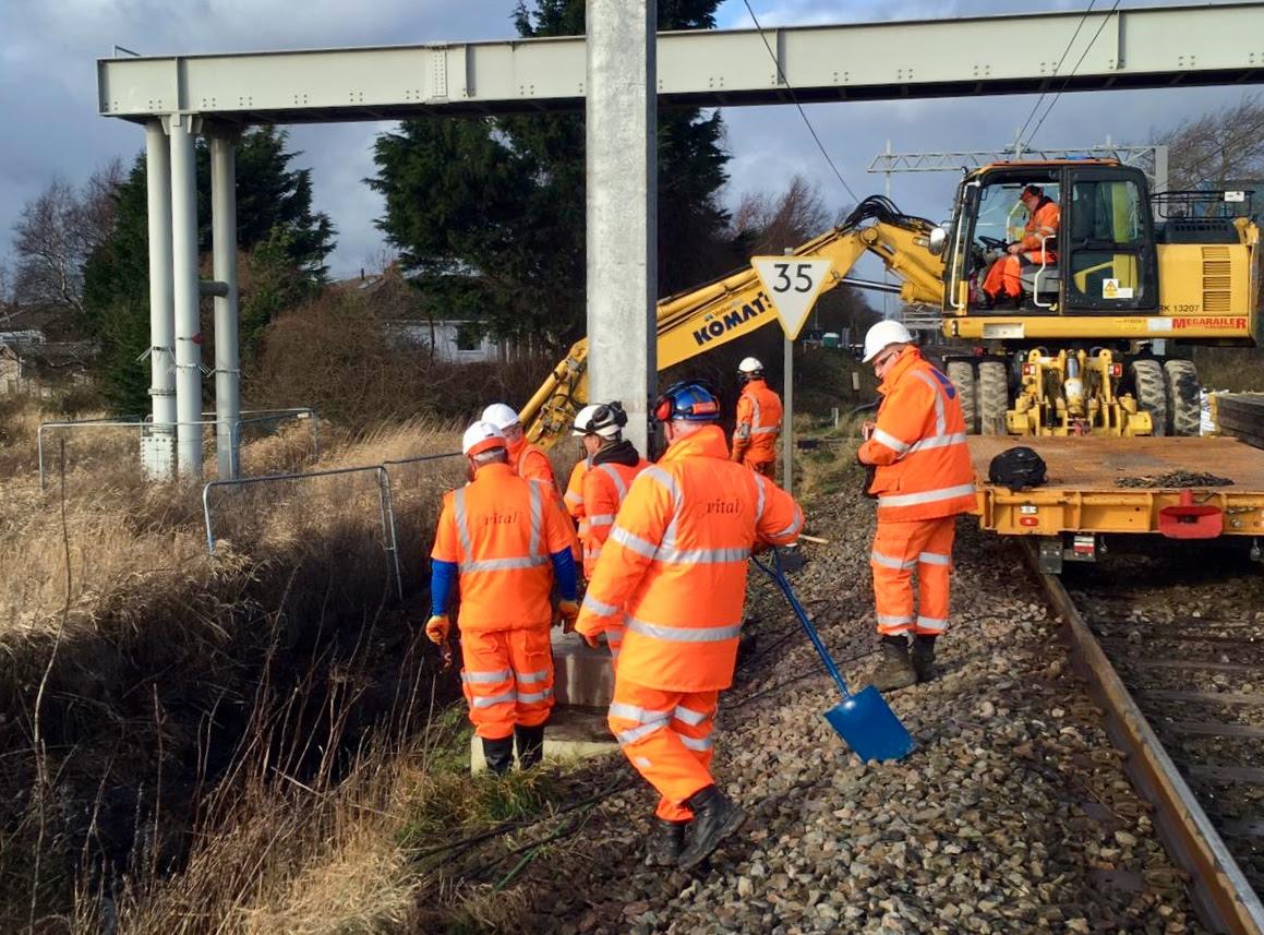 Preston to Blackpool railway reopens on Sundays after vital improvement work