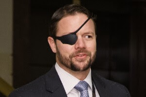'Are you confused?' Dan Crenshaw and MSNBC host debate whether border is in crisis