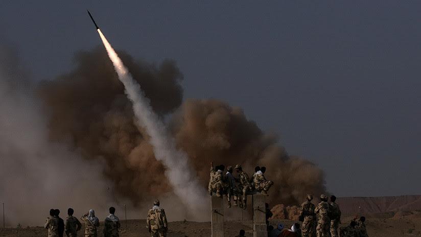 Militares iraníes atacan con misiles a los autores intelectuales del atentado en Ahvaz