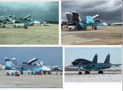 False Flag or Standard Procedure? US Caught Red-Handed Painting Multiple Jets to Match Russian Jets