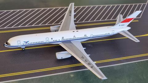 Boeing 757-200 CAAC B-2802