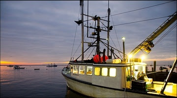 Northeast fishing vessel