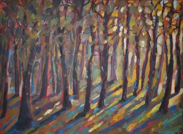 """TOWARDS THE LIGHT"": Exhibition of Paintings by Deacon Mihajlo Ljahovic (Opening Reception) @ Ґалерія КУМФ - KUMF Gallery  | Toronto | Ontario | Canada"