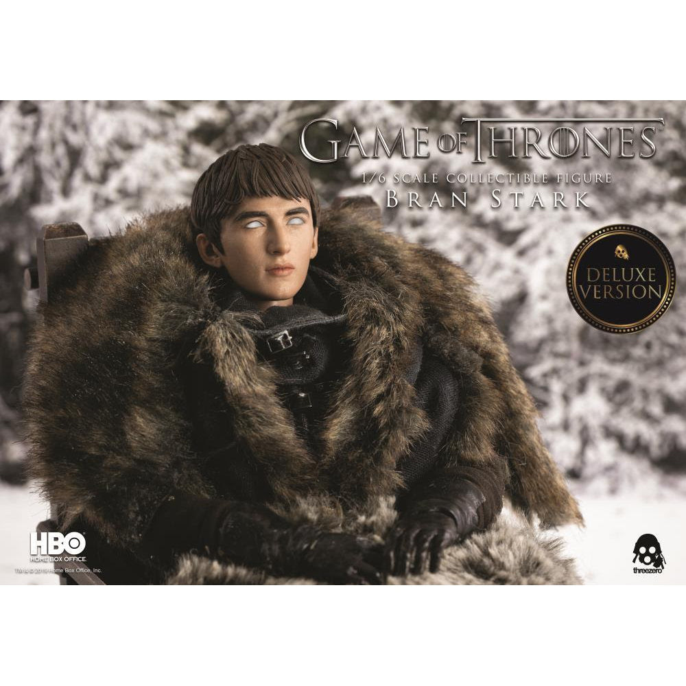 Image of Game of Thrones Bran Stark (Deluxe) 1/6 Scale Figure - Q1 2020