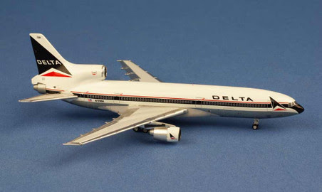 Lockheed L-1011Tristar Delta Airlines N729DA | is due: August 2019