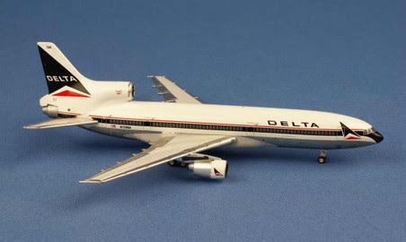 Lockheed L-1011Tristar Delta Airlines N729DA | is due: August 2019