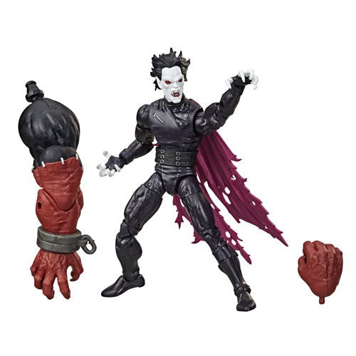 Image of Venom Marvel Legends 6-Inch Morbius Action Figure - NOVEMBER 2020