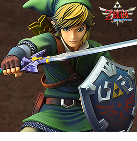 1/7 SCALE SKYWARD SWORD LINK