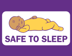 safe to sleep logo