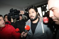 Reza Zarrab in 2013. Mr. Zarrab's legal fees are not known, but if his case goes to trial, they could run in the tens of millions of dollars.