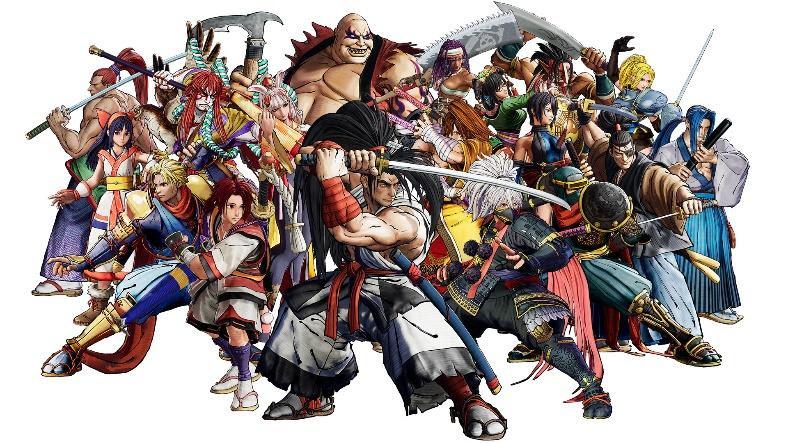 Samurai Shodown, disponível para Xbox Series X S