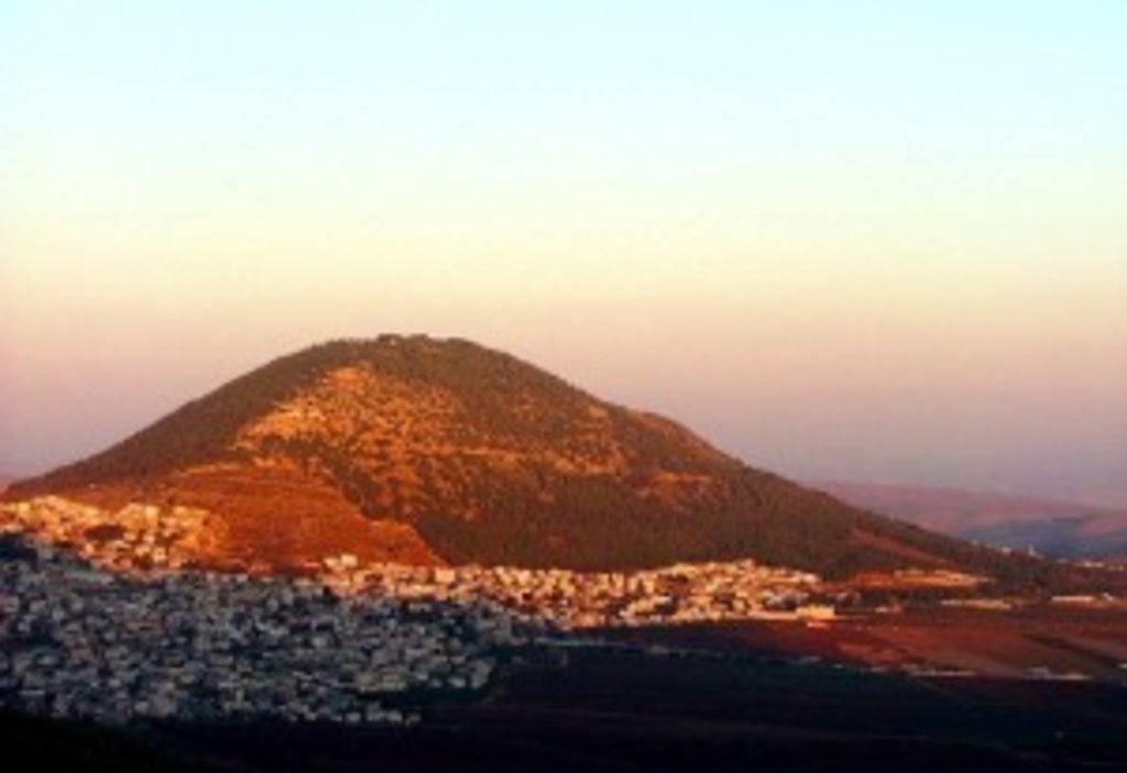 гора Фавор сьогодні