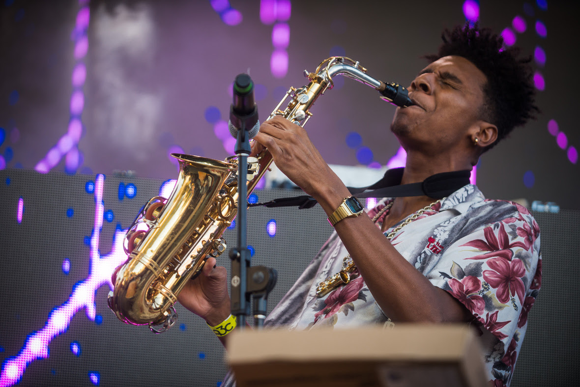 Masego Steals The It s Lit Stage At A3C Festival Grounds 3 - credit Vickey Ford