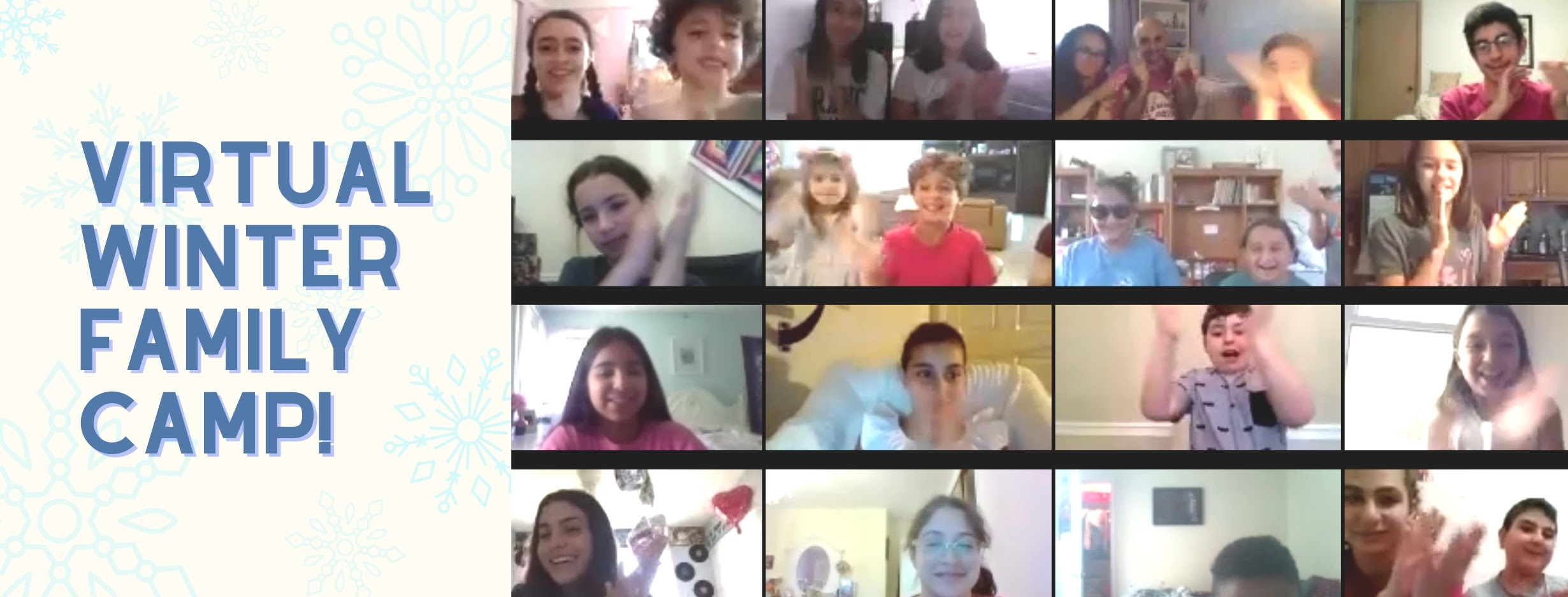 Virtual Winter Family Camp