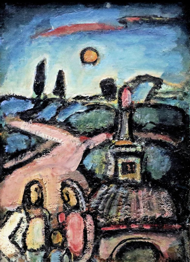 Image result for rouault