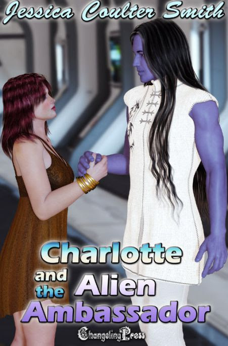 Charlotte and the Alien Ambassador (Intergalactic Brides 4)