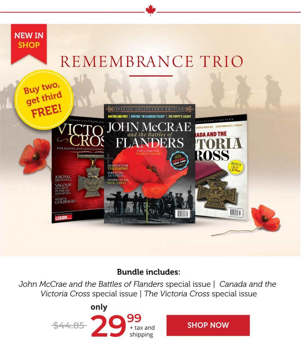 Remembrance Trio