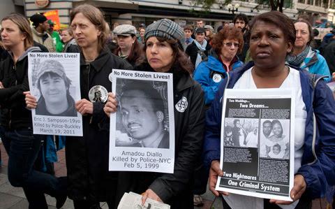 EE.UU.: Policía Estadounidense mató alrededor de 1.000 civiles en 2015