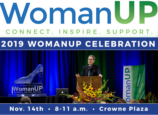 WomanUP Celebration