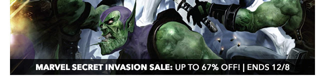 Marvel Secret Invasion Sale: up to 67% off! | Ends 12/8