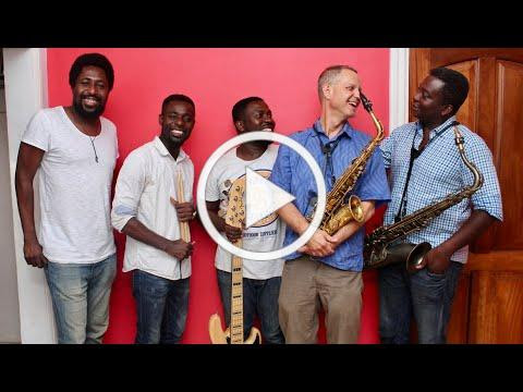 JOY Album Trailer | Benjamin Boone with the Ghana Jazz Collective | Origin Records 82800