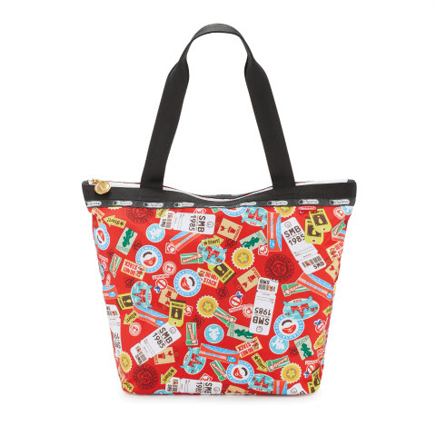 LeSportsac and Nintendo have teamed up to celebrate one of the most recognizable video game icons, M ...