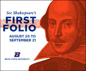 picture of First Folio ad campaign