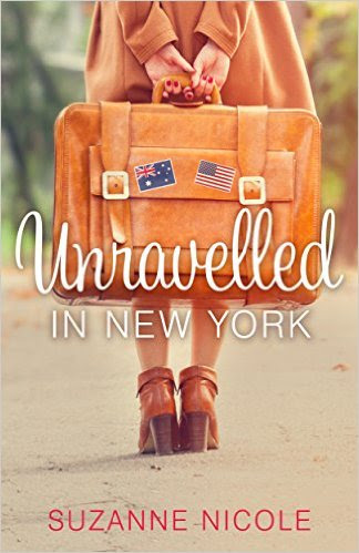 unravelled in new york cover