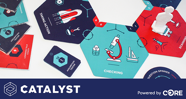 Catalyst board game - Powered by CORE