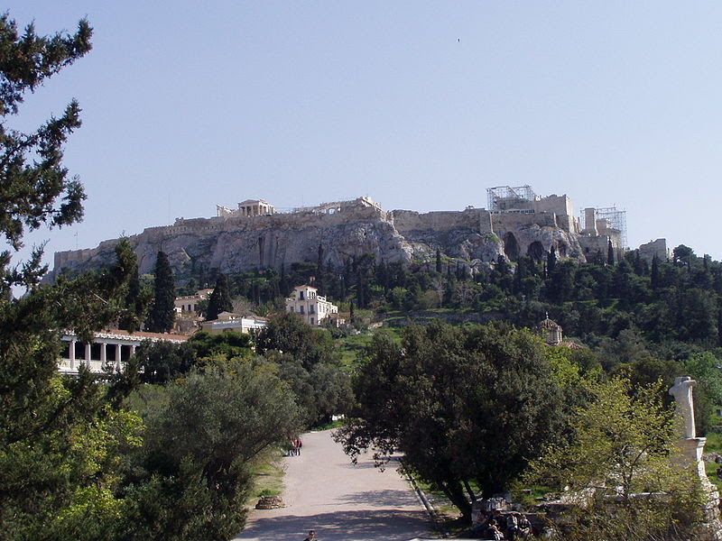 800px-Ancient Agora of Athens
