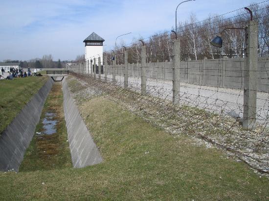Foto de Campo de Concentração de Dachau