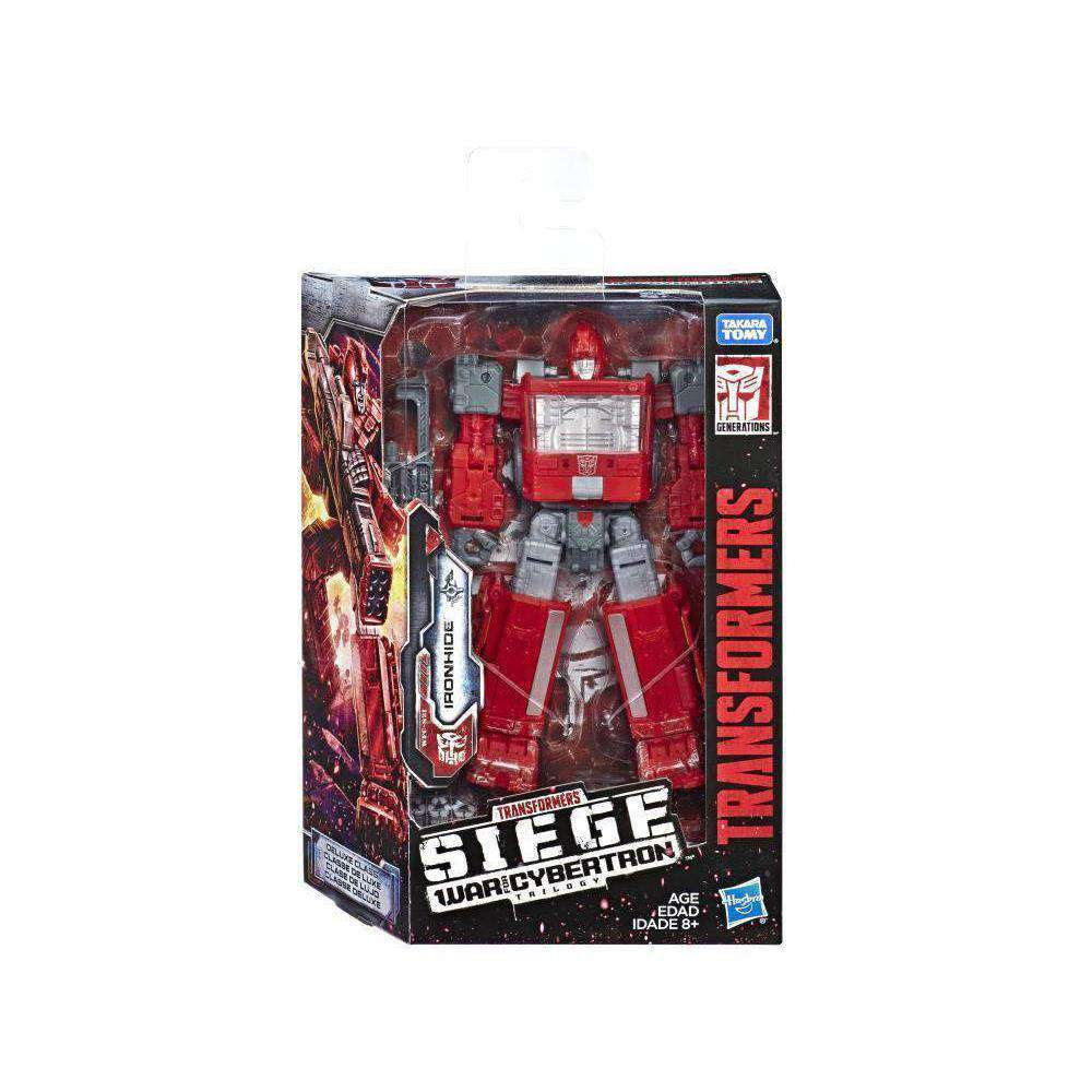 Image of Transformers War for Cybertron: Siege Deluxe Wave 2 - Ironhide