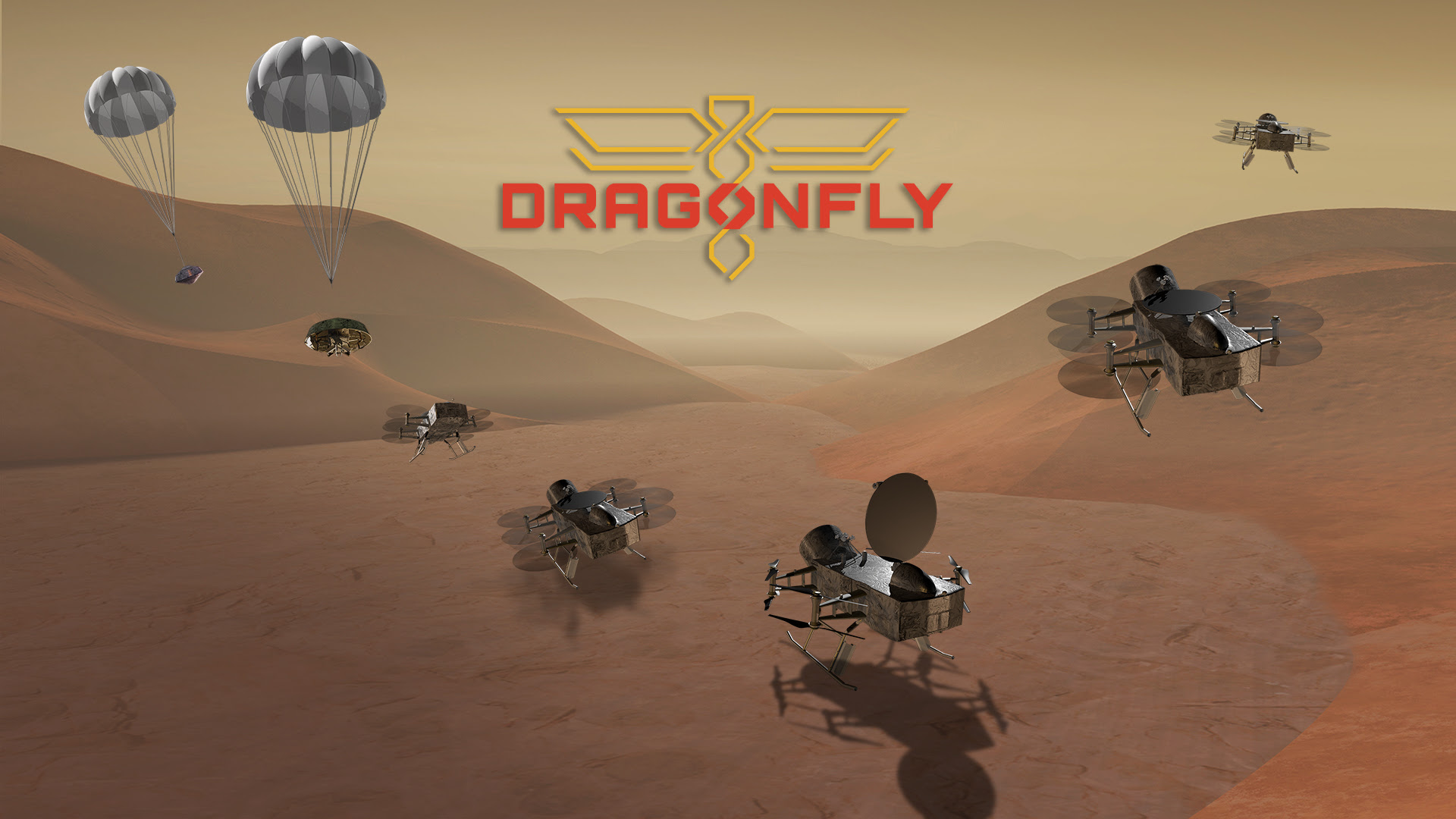 picture of Dragonfly Drone