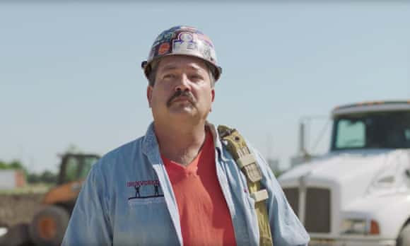 Randy Bryce is running for Paul Ryan's seat in Congress.