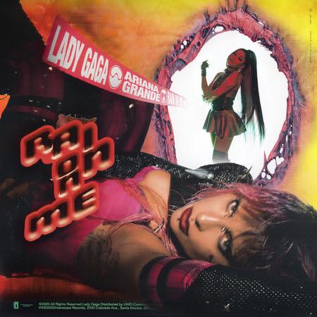 Cover Single Lady Gaga & Ariana Grande