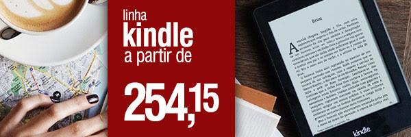 LINHA Kindle NO KABUM! -  A PARTIR DE R$ 254,15