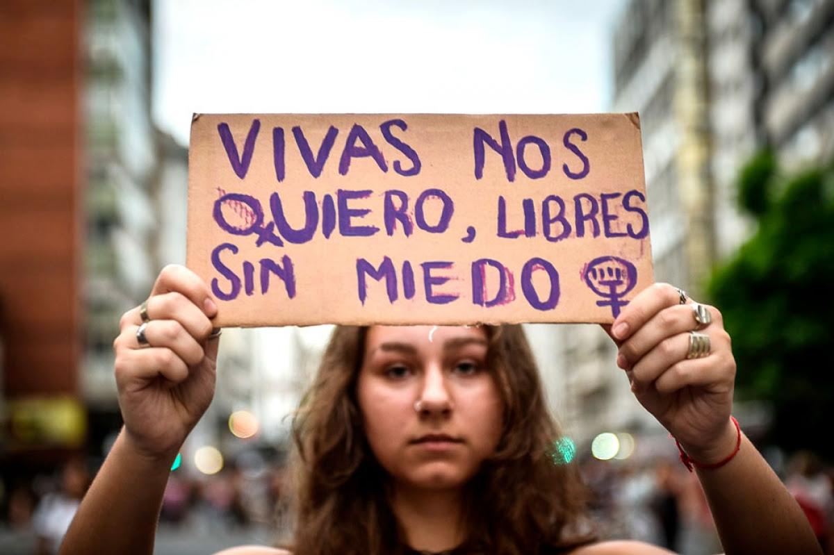 """#8M: """"La lucha siempre estará"""""""