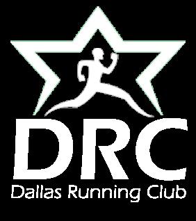 Dallas Running Club (DRC) logo