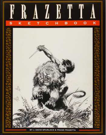 Frazetta Sketchbooks