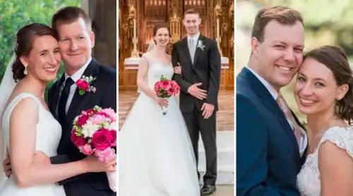 Tres hermanas rezaban juntas por sus futuros esposos y Dios las sorprendió