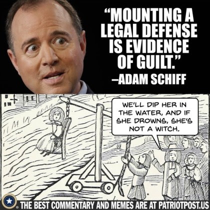 schiff impeach witch hunt