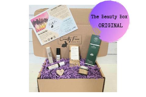 Beauty Subscription Box, Cruelty Free, Vegan