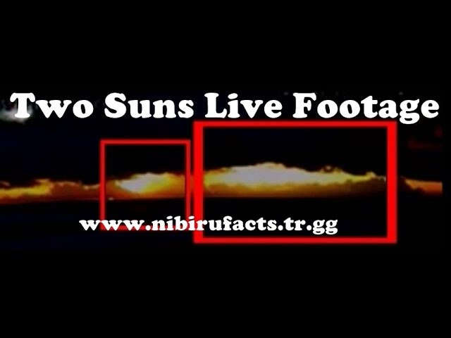 NIBIRU News ~ Two Suns Live Footage - Bacalar Mexico plus MORE Sddefault