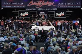 barrett jackson events bring big buyers to the valley