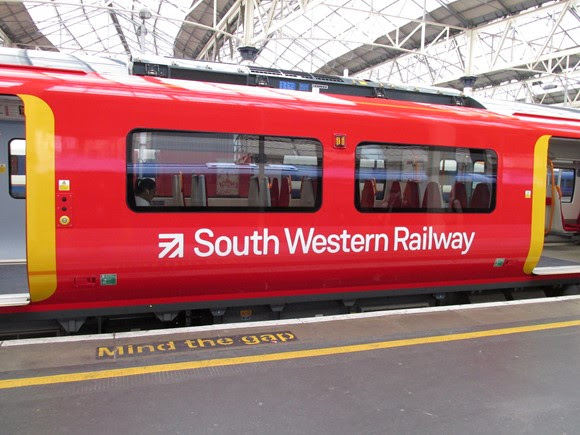 More than 11,000 extra seats delivered for South Western Railway passengers