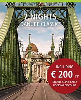 7 nights Danube Classics