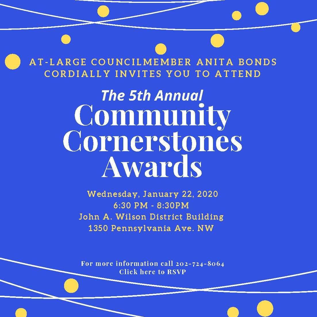 Cornerstones Invite