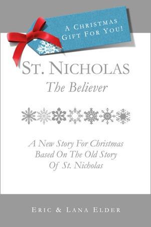 "Get ""St Nicholas: The Believer"" in paperback"